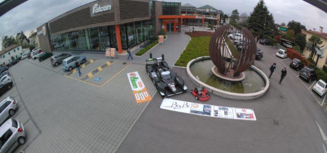 ESPOSIZIONE NORMA M30 LMP3 AL FALCON MOTORFEST 2019
